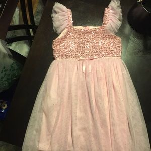 Girls princess dress